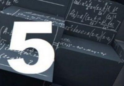 Estudio de los números y decodificación actualizada: El Cinco