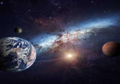 Una historia sobre la raza humana, el planeta Tierra y el destino de la galaxia–Parte 2