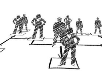 Cambios organizativos y estructura interna de SC en los niveles de poder del 6º al 10º