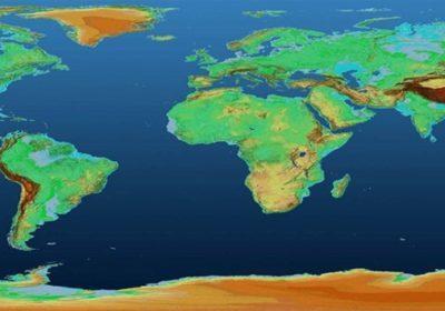 Estructura y ubicación de los puntos de gestión y coordinación de SC por el mundo